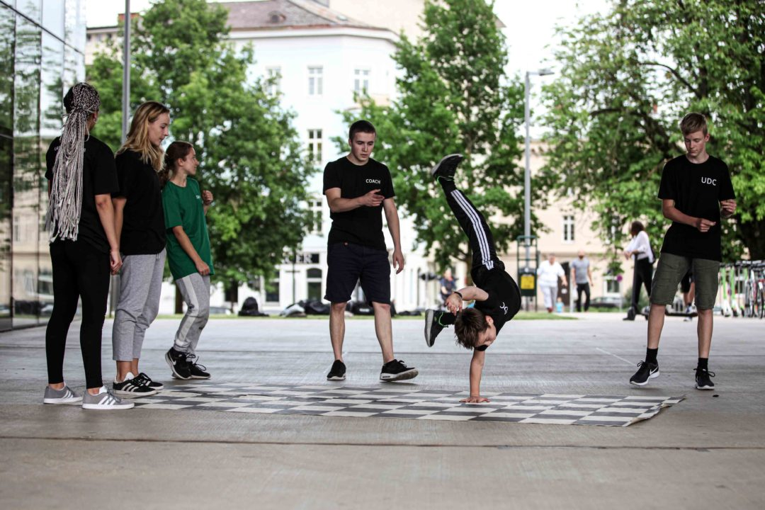 Urban Dance Club – Linz