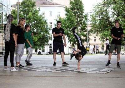 Urban Dance Club – Linz